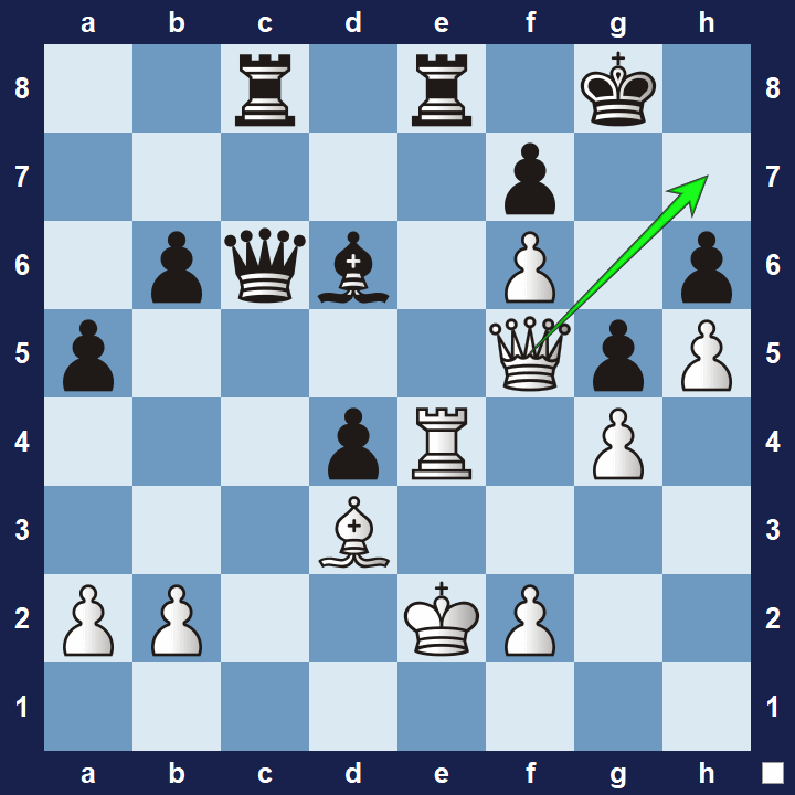 tactics exercise 51 solution