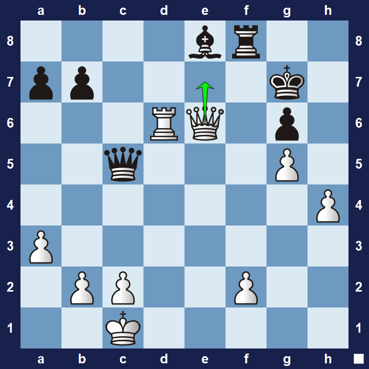tactics exercise 52 solution