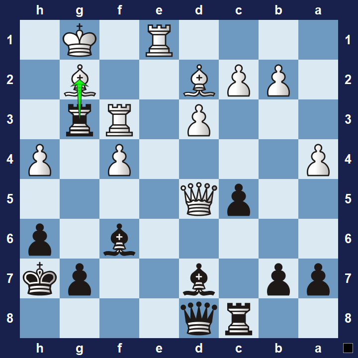 tactics exercise 55 solution