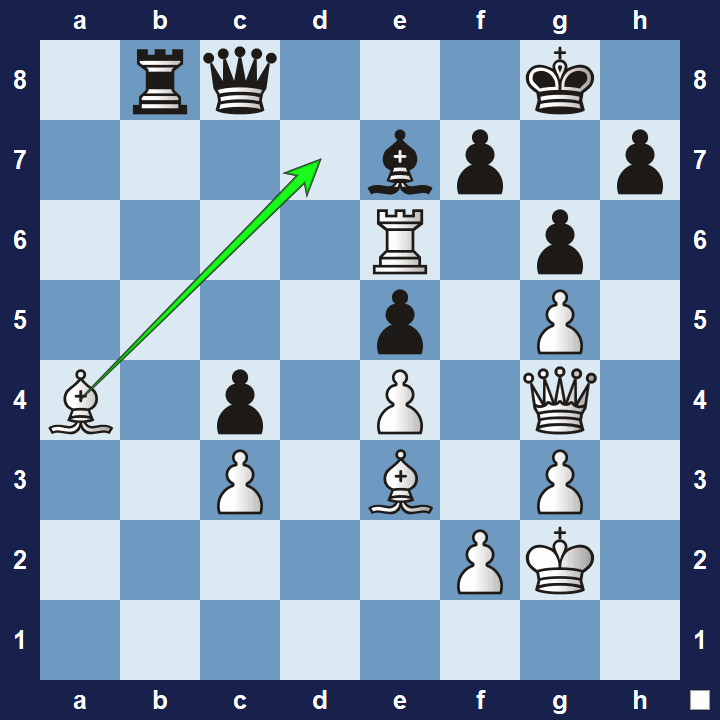 tactics exercise 64 solution