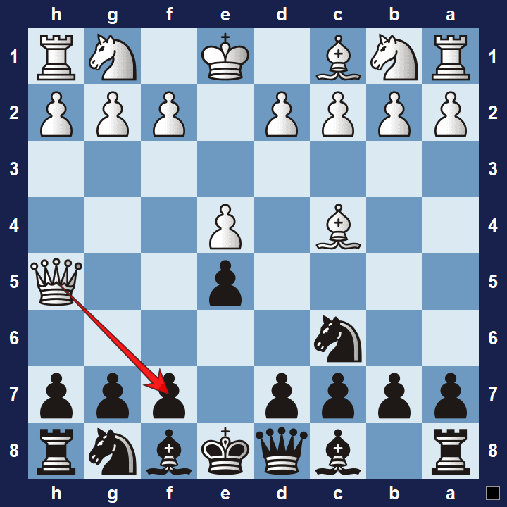4 move checkmate threat