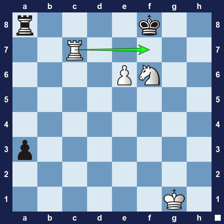 Vukovic Mate Example 1