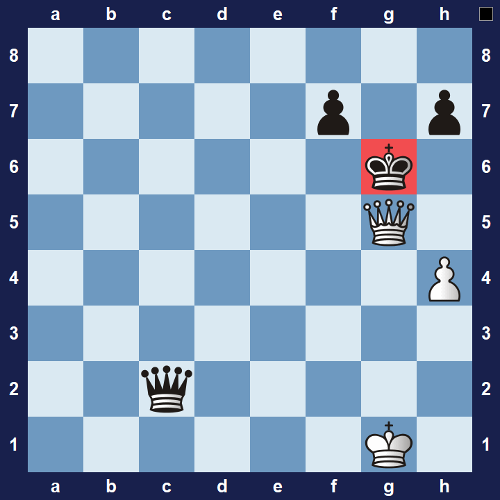 Swallow's Tail Checkmate Pattern
