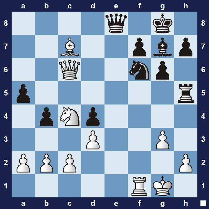 Chess Tactics Quiz Puzzle #10