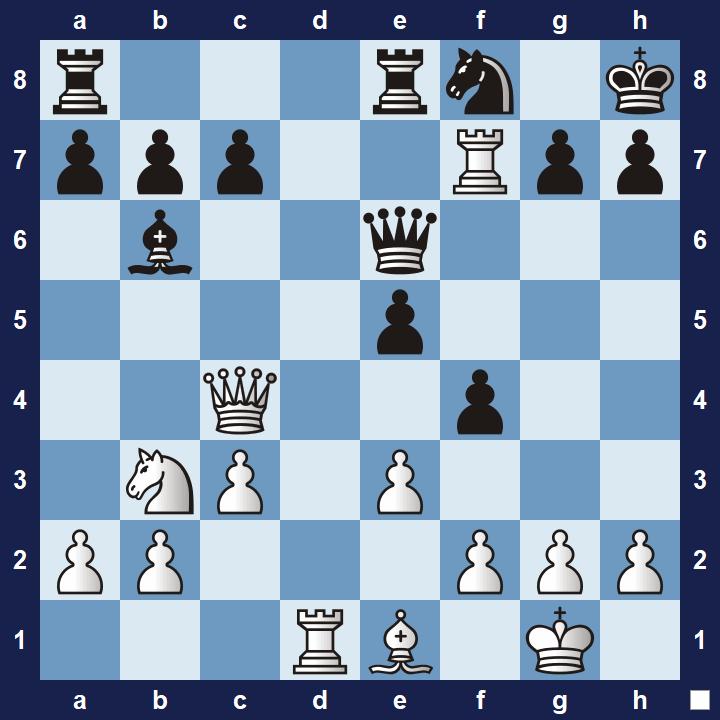 Chess Tactics Quiz Puzzle #2
