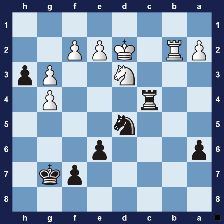 Chess Tactics Quiz Puzzle #8