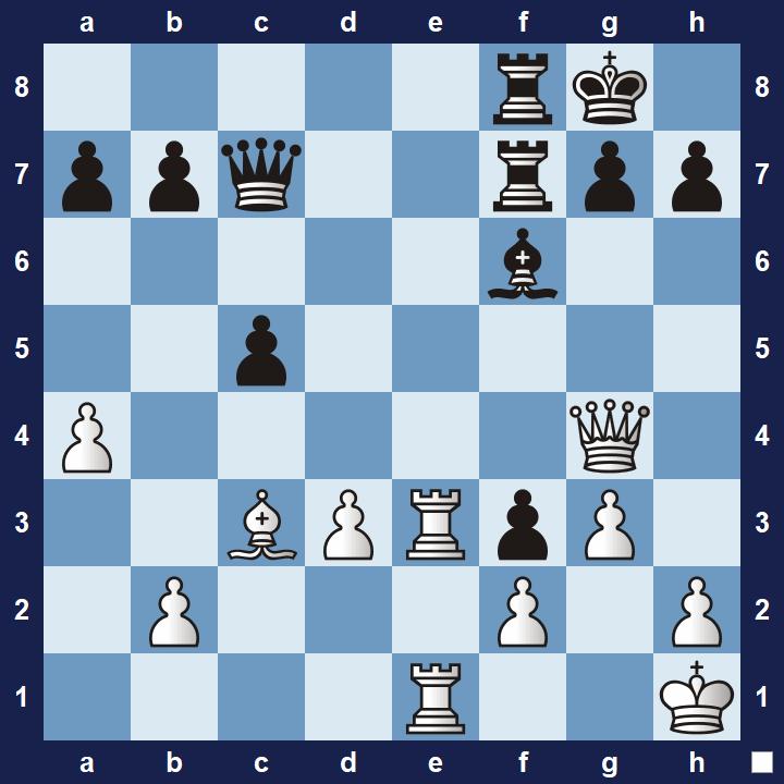 Chess Tactics Quiz Puzzle #9