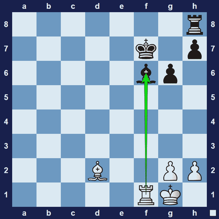 attraction chess tactics