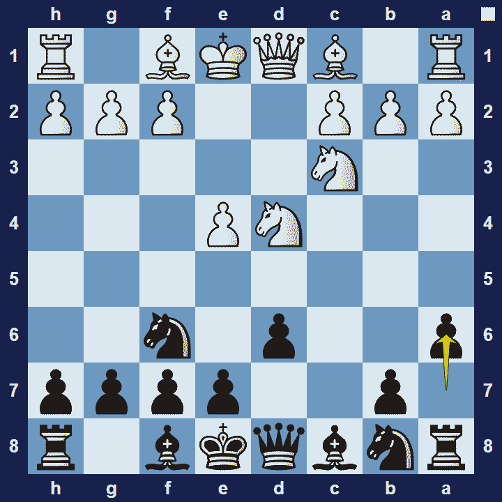 Sicilian Defense Najdorf Variation
