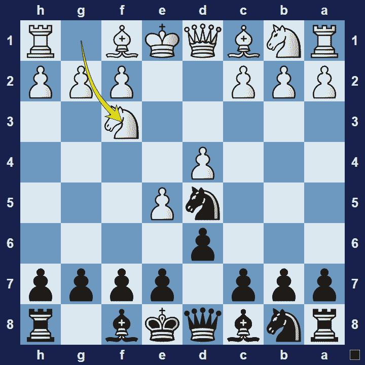 Alekhine's Defence: Modern Variation
