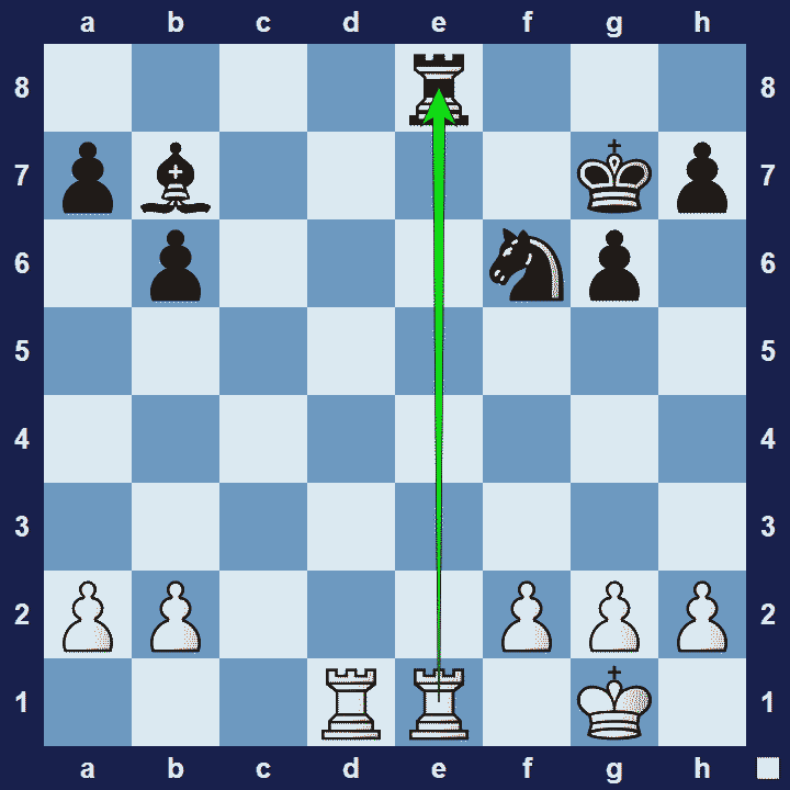 deflection chess tactic