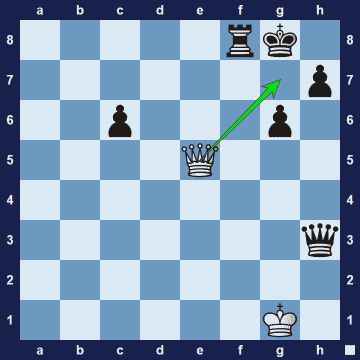 stalemate 1 chess tactic