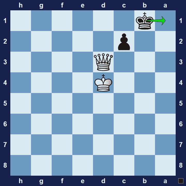 stalemate 2 chess tactic