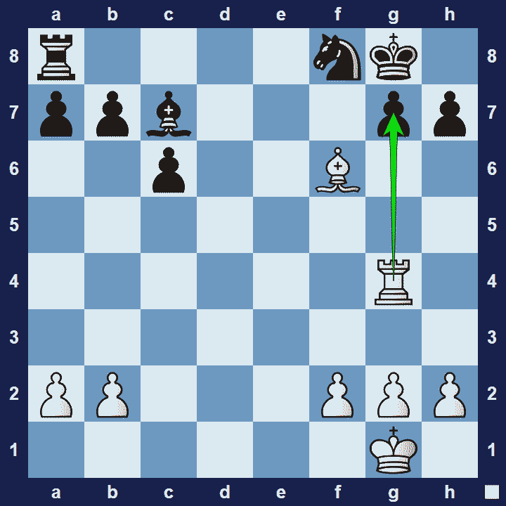 windmill chess tactic