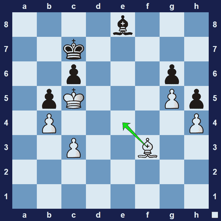 zugzwang chess tactic